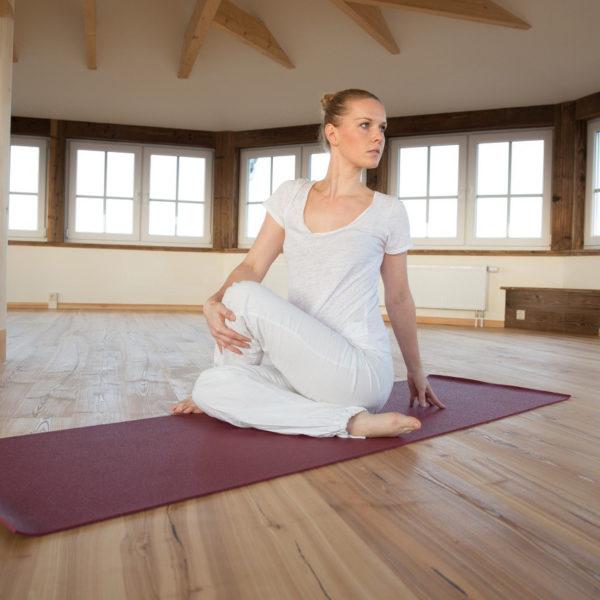 Yoga Position Pushti
