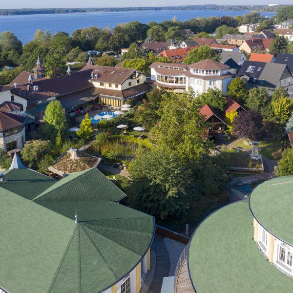 Wellnesshotel Seeschlößchen am Senftenbergersee