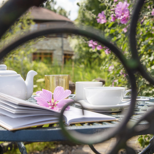 Zeitgenießen im Garten