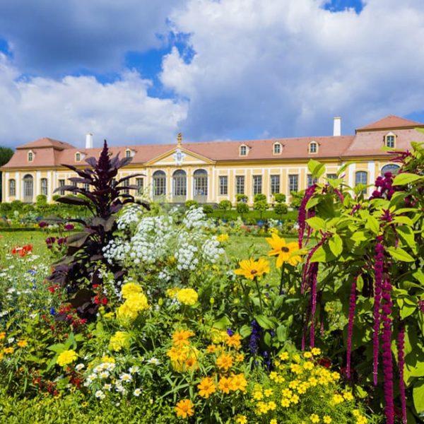 Barockgarten Grosssedlitz Obere Orangerie Fotograf Sylvio Dittrich schloesserland-sachsen.de