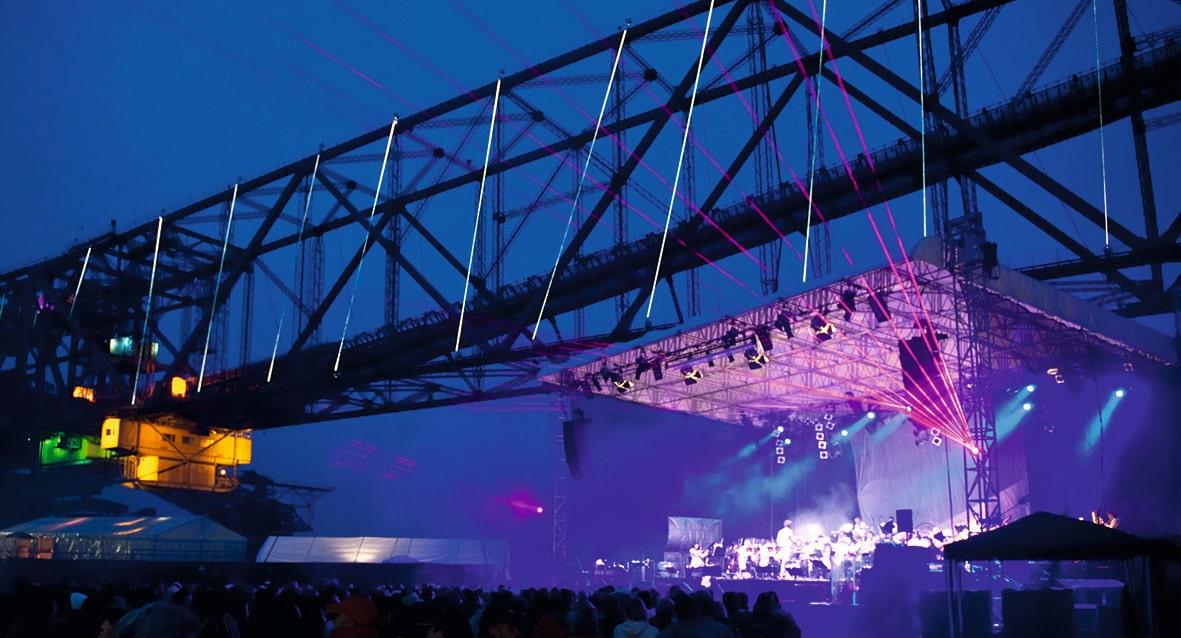 Besucherbergwerk F60 Philharmonic Rock Foto J. Vetter