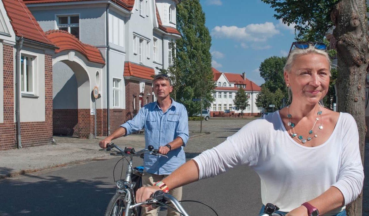 Gartenstadt Marga Tourismusverband Lausitzer Seenland Nada Quenzel
