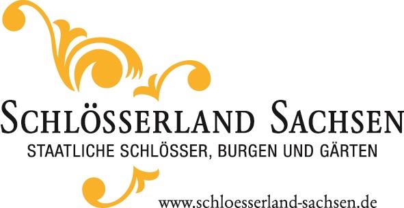 Schlösserland Sachsen Logo