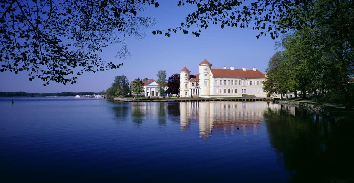 Schloss Rheinsberg Fotograf Hans Bach