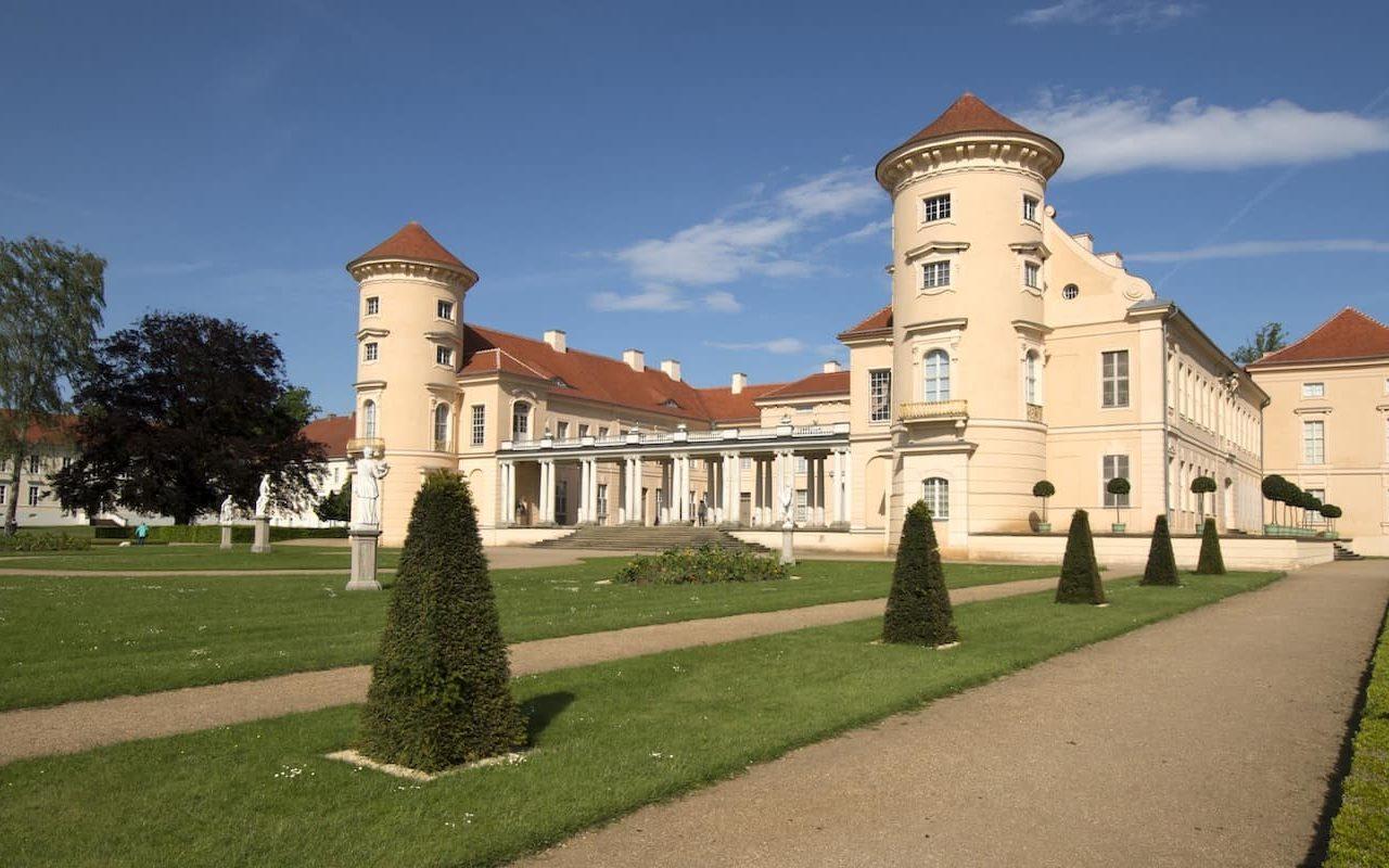 Schloss Rheinsberg Fotograf Leo Seidel