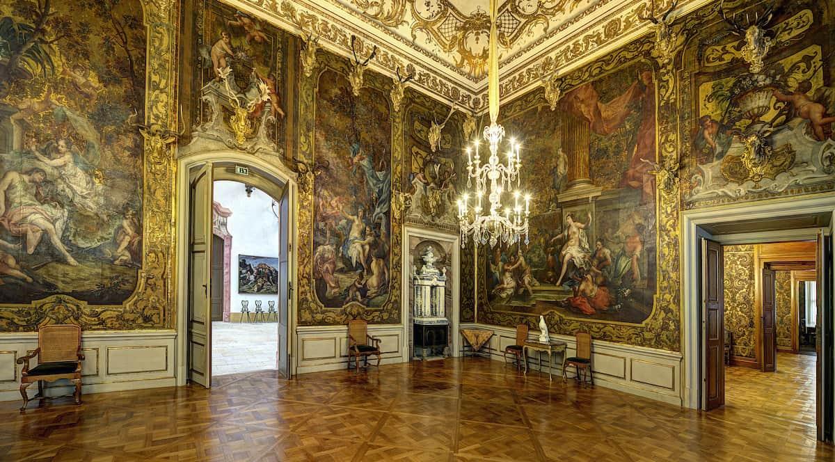 Schloss Moritzburg Monströsensaal Carlo Boettger