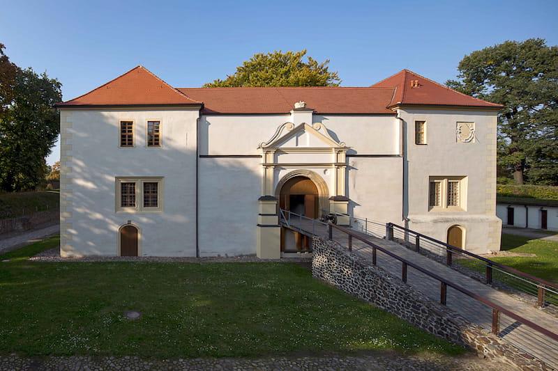 Schloss und Festung Senftenberg Foto Thomas Kläber